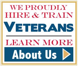 American Vets Abatement Experts proudly hires and trains military veterans